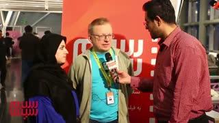 گفتگوی سلام سینما با تیریستن پیریماگی از مهمانان خارجی جشنواره فیلم های کوتاه تهران