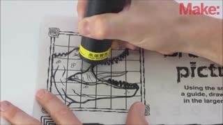 آموزش جامع کار با قلم سه بعدی