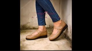 فروش کفش طبی چرم الماسین