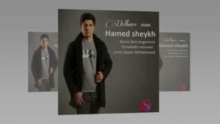 آهنگ جدید و زیبای حامد شیخ به نام دلبر من
