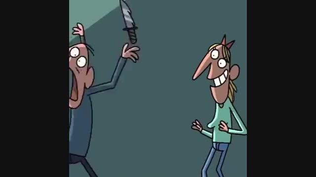 انیمیشن خنده دار بتمن