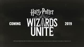 تریلر عنوان جدید از سری بازیهای هریپاتر (Harry Potter: Wizards Unite)