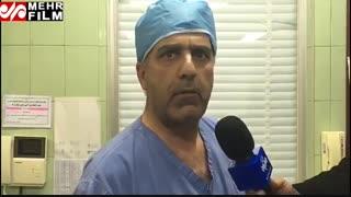 توضیحات پزشک بیمارستان گرگان درباره درگذشت «تاج الدین» و «نوربخش»