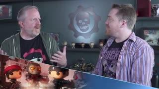 اولین ویدئوی گیمپلی عنوان Gears Pop! منتشر شد (به همراه توضیحات )
