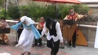 آهنگ و رقص قدیمی یهودیان