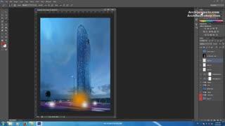 آموزش حرفه ایی پست پروداکشن در نرم افزار Photoshop