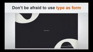 آموزش ساخت Typography Graphics در after effects