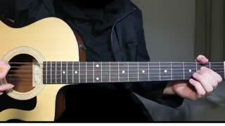 اموزش گیتار-اهنگ ادشیرنFriends Guitar