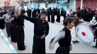 محرم درشهرسادات چهارمحال وبختیاری
