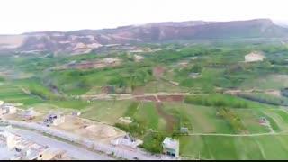 تصاویری رویایی ازغارسراب شهرستان فارسان