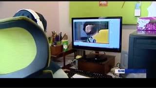 Iran Hoor Animation company report گزارشی از شرکت انیمیشن سازی حور ایران