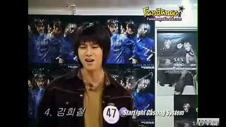 Heechul (Super Junior) - Singing and Dance Audition
