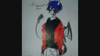 اینم یه نقاشی برای داوود سنپای***