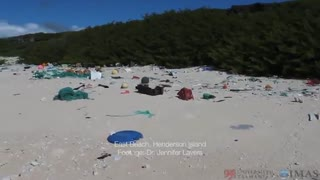 آلودهترین نقطه زمین به زبالههای پلاستیکی کجاست؟