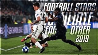 زیبا ترین حرکات ستارگان دنیا در زمین فوتبال