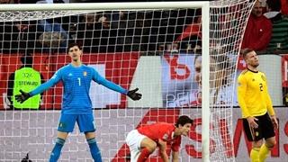 خلاصه بازی سوئیس 5_2 بلژیک ( لیگ ملتهای اروپا )