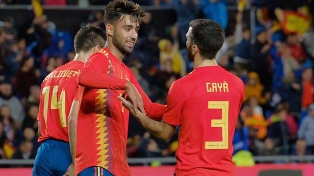 خلاصه بازی اسپانیا 1_0 بوسنی هرزگووین ( لیگ ملتهای اروپا )