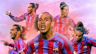 به مناسبت سالروز درخشش و تشویق رونالدینیو در سانتیاگو برنابئو؛ رئال مادرید 0_3 بارسلونا