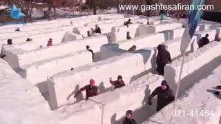 جشن های زمستانی در کانادا
