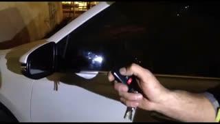 نصب آینه برقی تویوتا RAV4  - ماهان اسپرت
