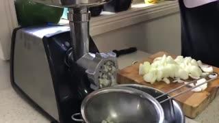 آموزش پخت کوبیده خانگی