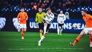 گل دیدنی تیمو ورنر به هلند ( لیگ ملتهای اروپا)