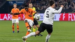 گل اول هلند به آلمان توسط پرومس