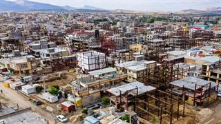یک سال پس از زلزله
