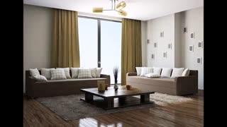 طراحی های مدرن برای پرده خانه...