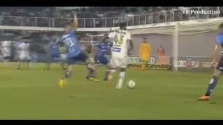مهارت های هدف جدید رئال مادرید در فوتبال برزیل