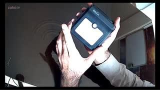 جعبه گشایی لامپ خورشیدی BAXIA