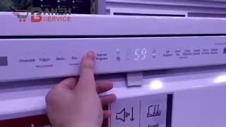 معرفی ویدیویی ماشین ظرفشویی 14 نفره ال جی مدل DFB512FW