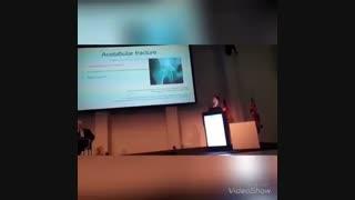 شرکت دکتر کاوه قرنی زاده در کنگره آلمان 2018