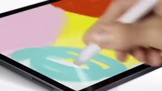 تیزر تبلیغاتی جدید اپل برای آیپد پرو 2018