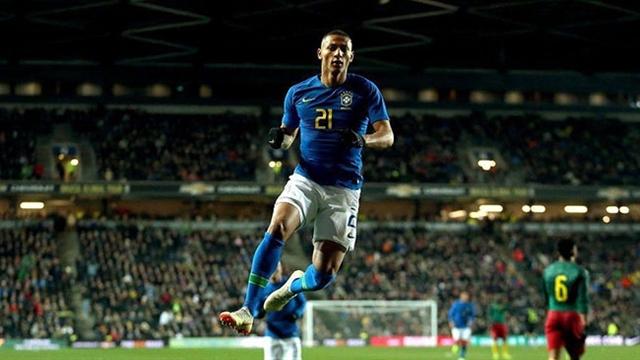 خلاصه دیدار برزیل 1_0 کامرون (بازی دوستانه)