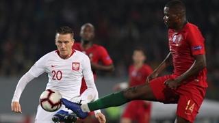 خلاصه بازی پرتغال 1_1 لهستان ( لیگ ملتهای اروپا )