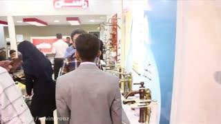 حضور شیرآلات راسان در نمایشگاه صنعت ساختمان مرداد 97