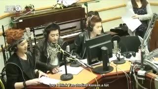 برنامه رادیویی Sukira 2013 با حضور اکسو 12 نفره و ریووک سوپر جونیور + زیرنویس فارسی