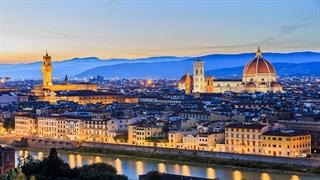 فلورانس ایتالیا یکی از زیبا ترین شهرهای دنیا