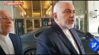 اظهارات محمدجواد ظریف پس از دیدار با وزیر امور خارجه ایتالیا@GeraaMedia
