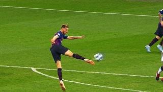 19 گل فوق العاده از بازیکنان بارسلونا که با فقط یک ضربه به ثمر رسیدند