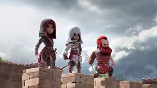 تریلر انتشار با زی Assassin's Creed Rebellion