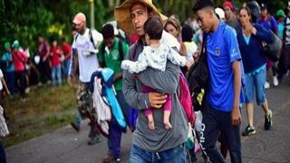مقابله مرگبار با مهاجران غیرقانونی از مکزیک به دستور کاخ سفید