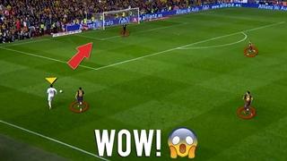گل های فوقالعاده تیم رئال مادرید