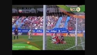 خلاصه بازی ایبار 3 - رئال مادرید 0 (3-9-1397)
