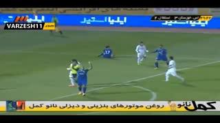 بازی کلاسیک؛ استقلال خوزستان 4_4  استقلال تهران