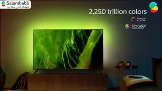 معرفی تلویزیون فیلیپس مدل PUS6272