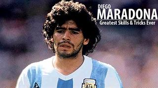 10 گل برتر مارادونا