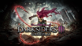 نیم ساعت از Darksiders 3 Gameplay