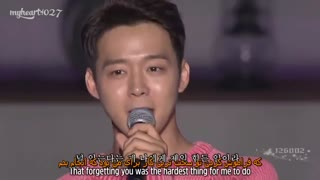 FARSISUB FarsisubShould I Say I Love you again Park Yoochun _2nd story Japan